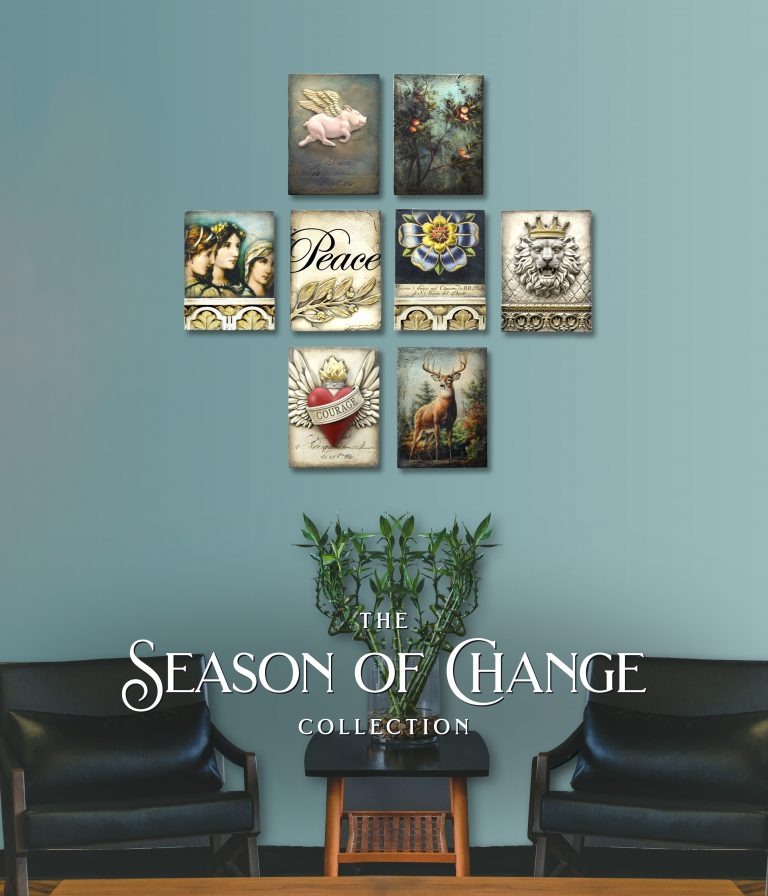 Sid Dickens: Season of the Soul Collection – Fall 2021